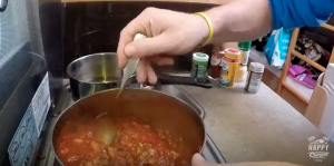 Rezept Spaghetti Bolognese