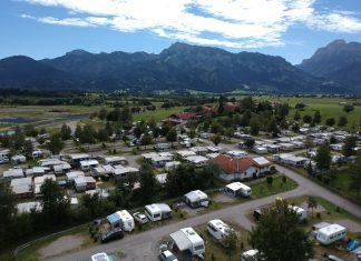 Campingplatz Brunnen