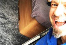 Teppich im Wohnwagen